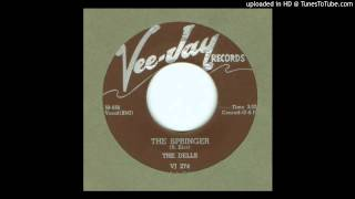 Dells, The - The Springer - 1958