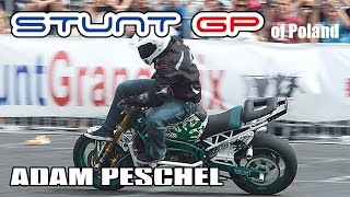 Adam Peschel - Czech Republic - StuntGP 2014