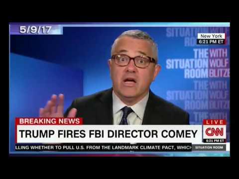James O'Brien vs Donald Trump firing the head of the FBI
