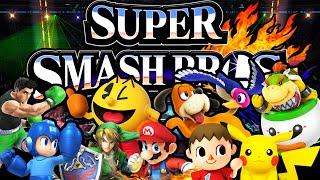 Super Smash Bros 4 3DS: Tournament LIVE Stream! 1st Smash-ing Bird VS For Glory Gameplay Nintendo