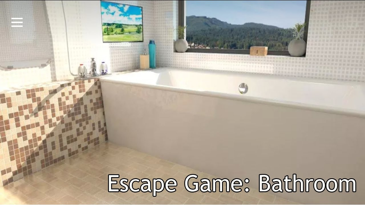 Escape The Bathroom From Guava Juice escape game: bathroom android gameplay ᴴᴰ - youtube