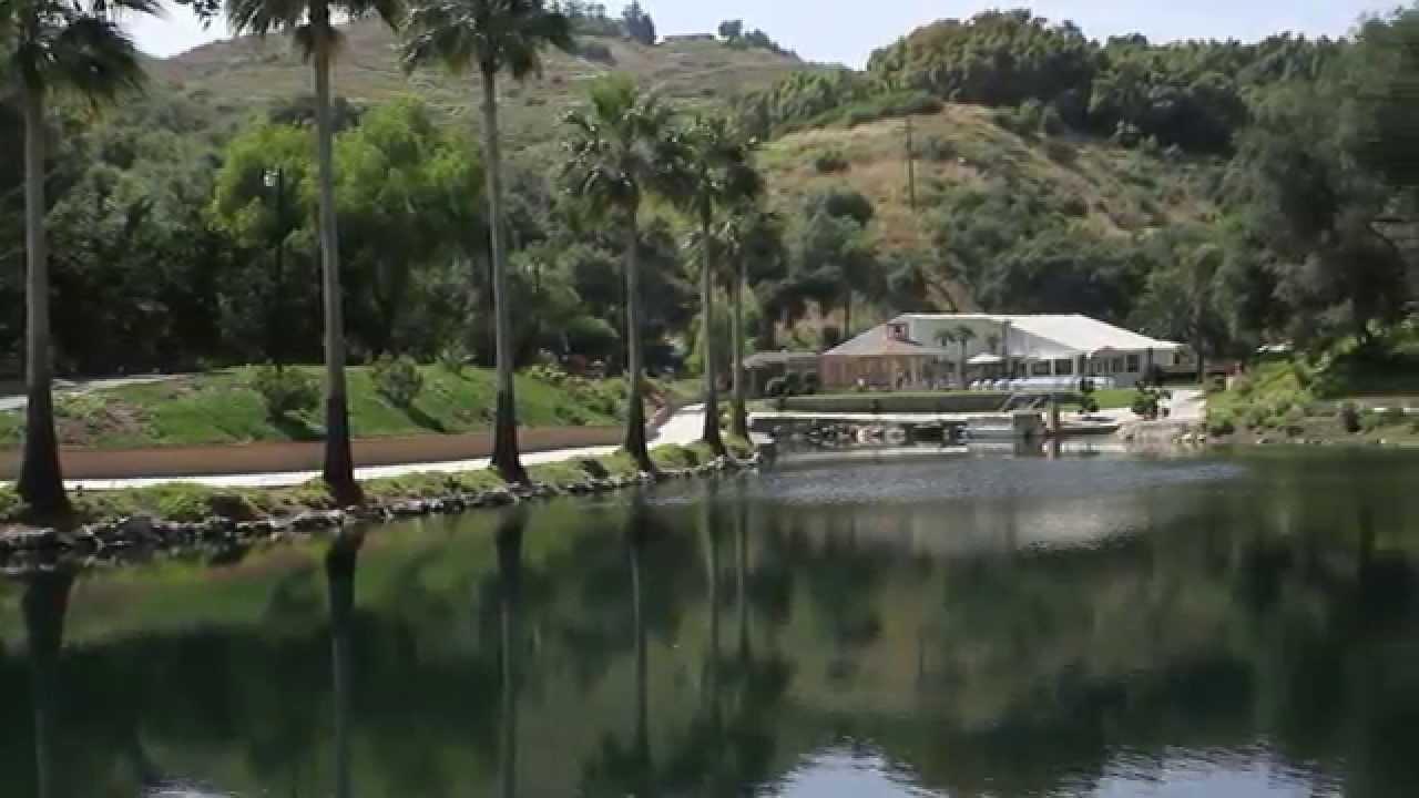 Los Willows Wedding Estate Venue Fallbrook Ca Youtube