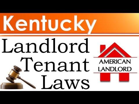 Kentucky Landlord Tenant Laws | American Landlord