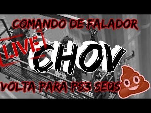 CHOV CHAMA CvC X8 e ARREGA | RESPEITA O A3RO FORC3 OK #PS4