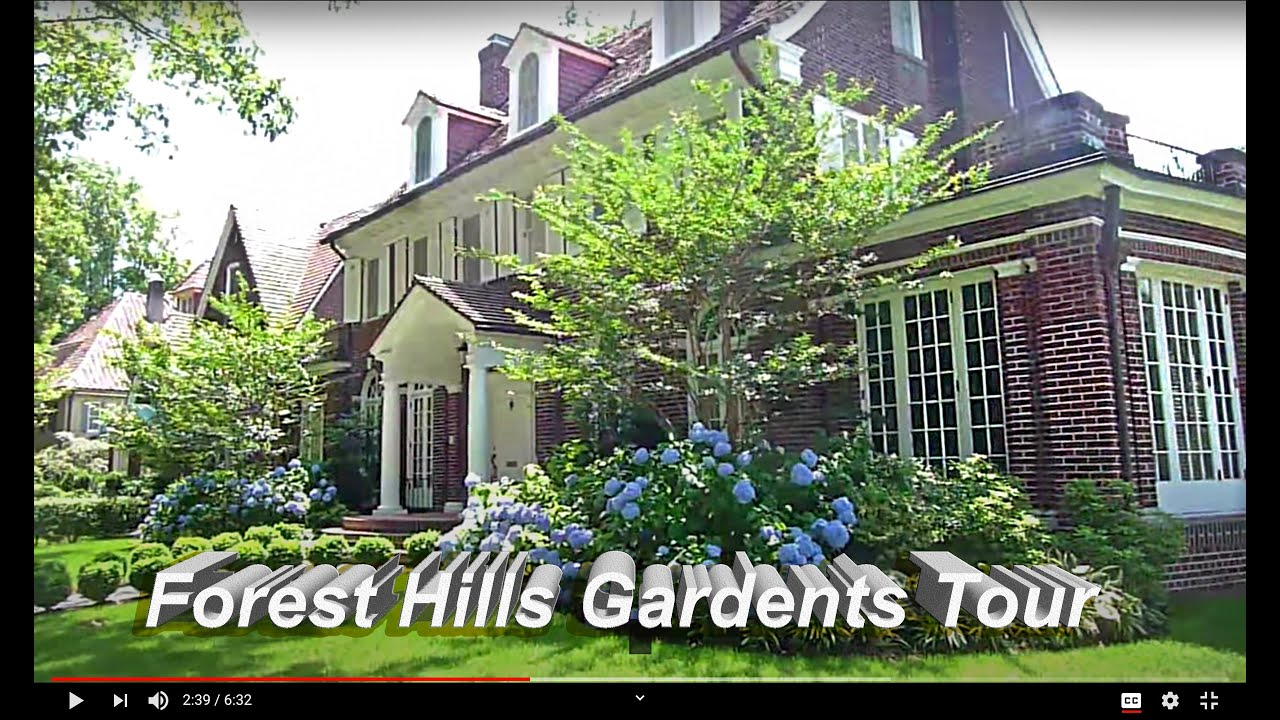 Forest Hills Gardens YouTube