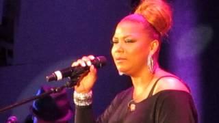 Queen Latifah,  Trav