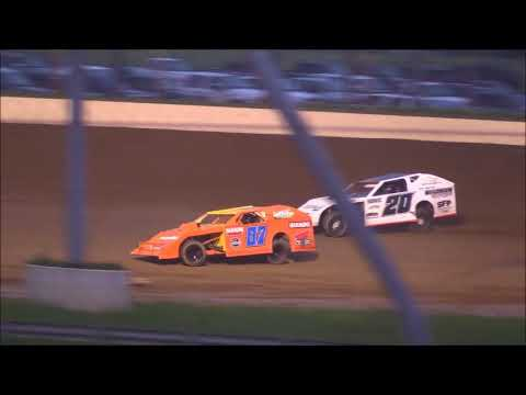 UMP Modified Heat #2 from Portsmouth Raceway Park, May 27th, 2018.