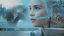 ❖ Drogon/Rhaegal/Viserion & Daenerys | My Children. [8x06]