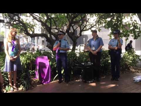 Trans Commemorative Plaque Unveiling Ceremony (Sydney)
