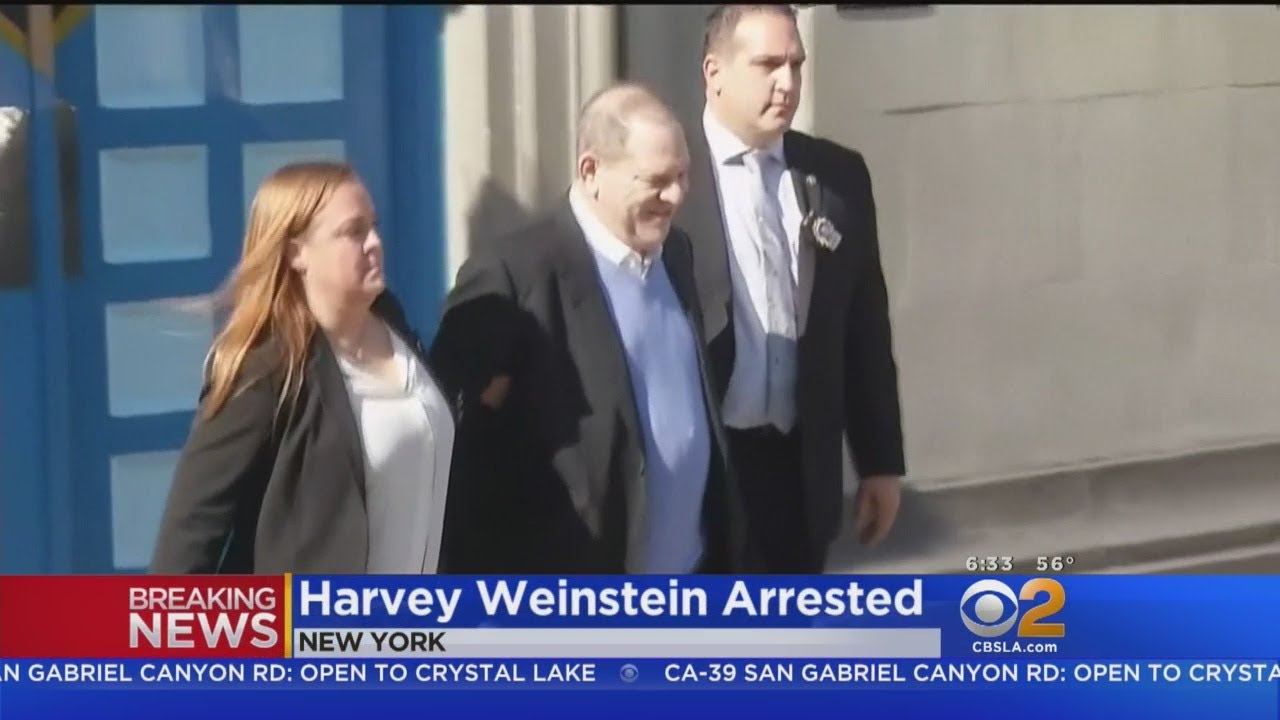 Disgraced movie mogul and sex criminal Harvey Weinstein tests ...