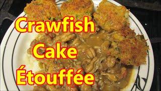 Crawfish n Gravy over Cajun rice