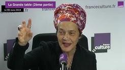 Françoise Vergès : 'La France s'est construite sur son image d'empire colonial'