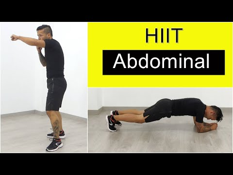Hiit workout to burn belly fat at home