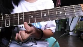 Easy Guitar - Dance with my father Intro