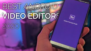 Best Android Video Editors in 2020
