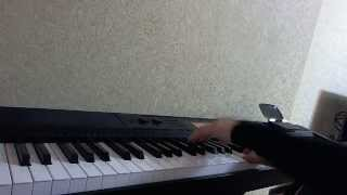 Hooverphonic - Mad About You (piano cover)