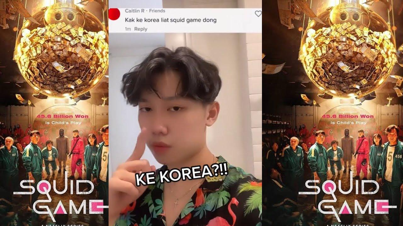 """Download Tik Tok GARA"""" Squid Game PERGI KE Korea LANGSUNG?! EKSPERIMEN ! BORONG VIRAL"""