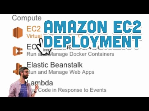 15.9: Amazon EC2 Deployment - Twitter Bot Tutorial