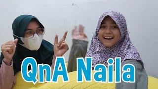 QnA Ms Seleb 2021, Tentang Naila dan Sakura School Simulator, YUK Ikutan