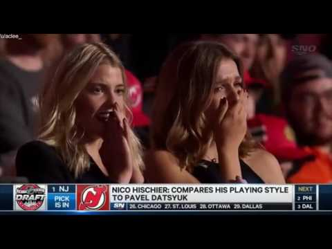 NICO HISCHIER - 1st Overall Pick (NHL 2017 DRAFT) NJ DEVILS