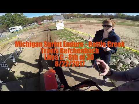 Michigan Sprint Enduro - Battle Creek (Enduro and Cross Test)