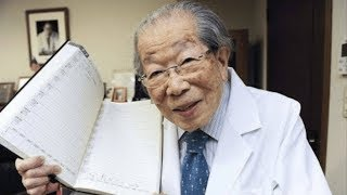 10 Conseils sains par un médecin japonais de 104 ans