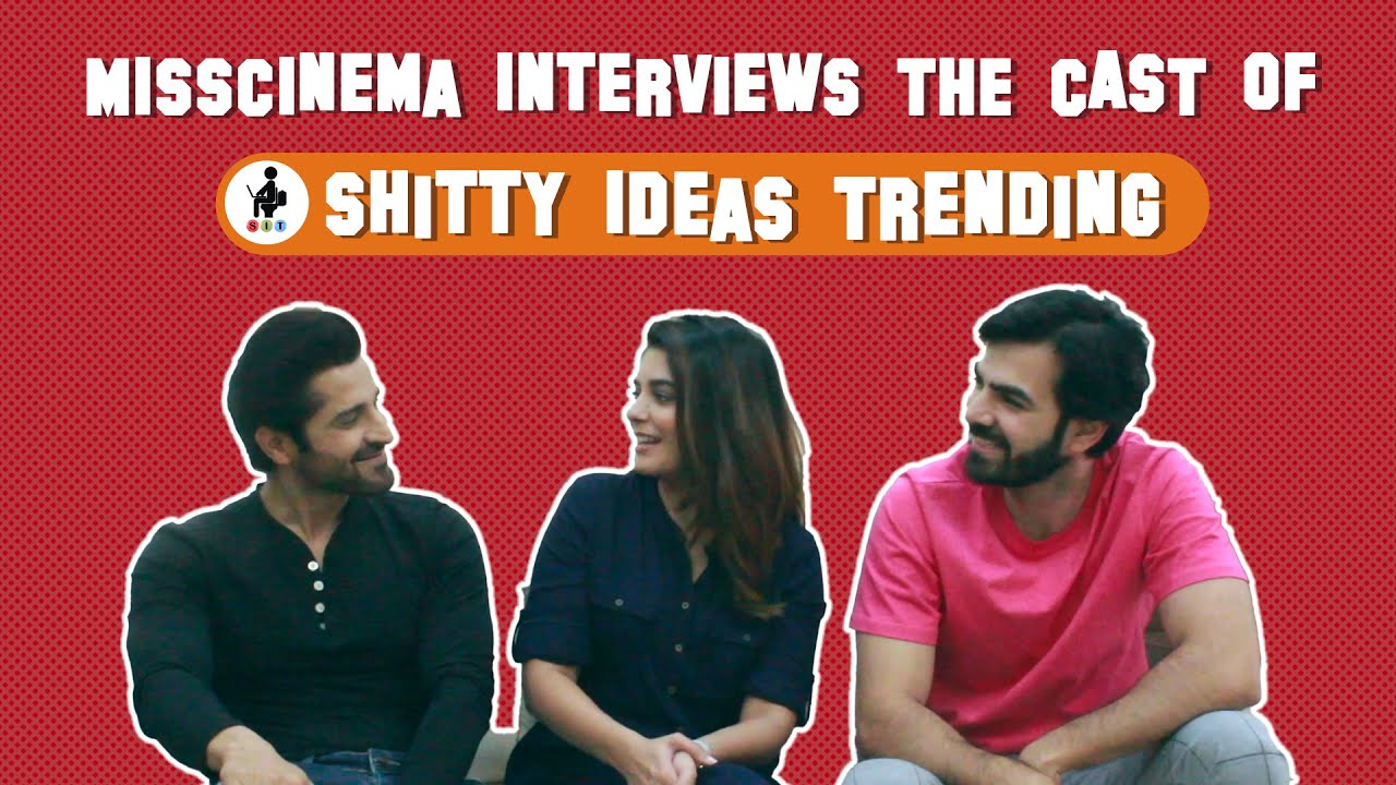 Download Shitty Ideas Trending/MissCinema SIT interview with  Karan V Grover, Pooja Gor and Pracheen Chauhan