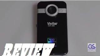 REVIEW: Vivitar DVR-410 Pocket Video Camcorder