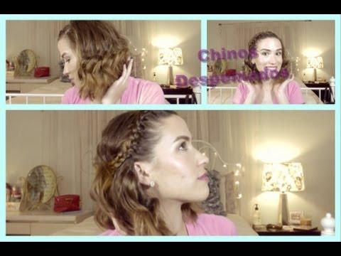como peinar el cabello corto + tips - youtube