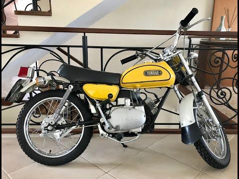 Yamaha FT1-J 50 Mini-Enduro ano 1971 (1)