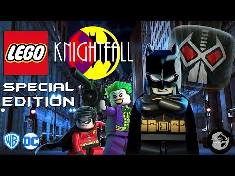 LEGO Batman: Knightfall Special Edition