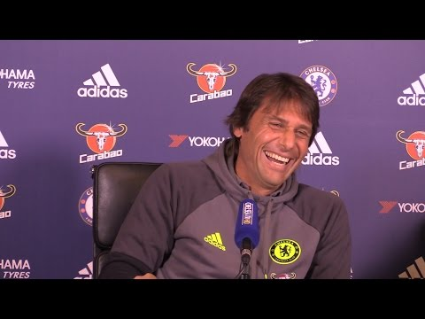 Antonio Conte Full Pre-Match Press Conference - Chelsea v Manchester United