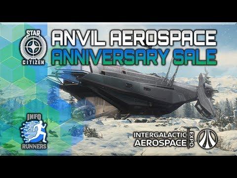Star Citizen | Anvil Aerospace Anniversary Sale 2949