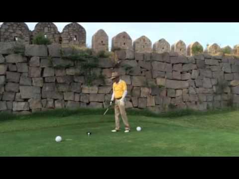Dr. Reddy is an avid Golfer