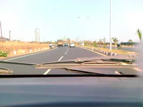 Roads in Goa: Airport Road Goa