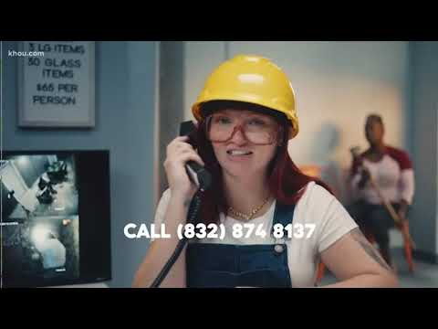 Spring Business Featured In Head & Shoulders Super Bowl Ad
