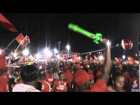 Some Footage from PNM Rally 2015