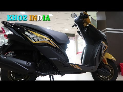 NEW HONDA DIO DLX PRICE FEATURES FINANCE