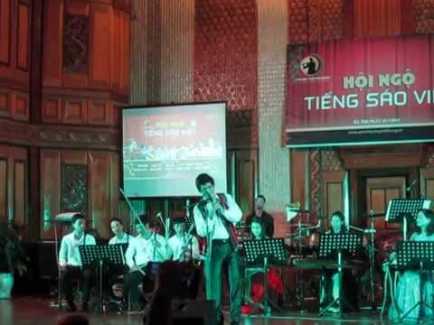 CHIẾC KHĂN PIÊU - Nsut Đức Liên | Hội ngộ tiếng sáo Việt