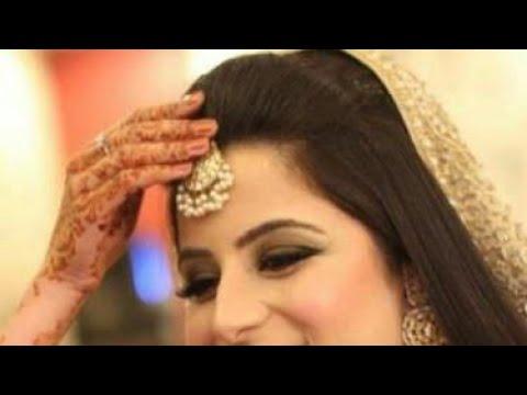 Muslim bridal makeup..|new and trendi model...|simple makeup.