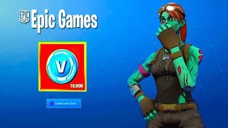 BUG HOW TO GET FREE PAVOS IN FORTNITE BATTLE ROYALE SEASON 9 NEW UPDATE