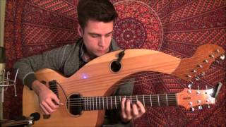 White Christmas - Harp Guitar - (Acoustic Instrumental) Jamie Dupuis