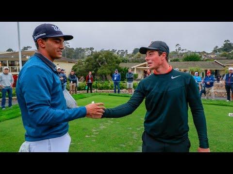 2018 U.S. Men's Amateur Finals, Full Coverage, Front Nine