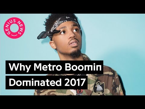 From Gucci to 21 Savage, Why Metro Boomin Was 2017's Most Prolific Hip-Hop Producer | Genius News