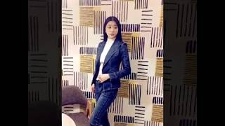 MOMA|lifestyle|牛仔套裝穿搭