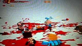 Fairytale Fights Demo Gameplay ( Xbox 360 )
