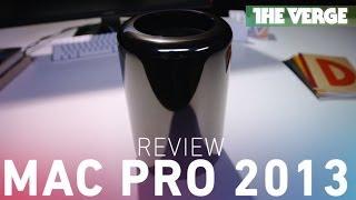 Mac Pro 2013 review