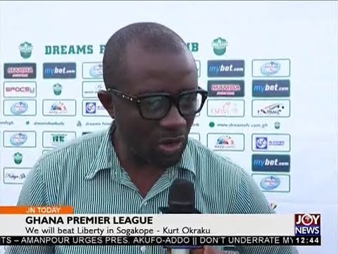 Ghana Premier League - Joy Sports Today (18-4-18)