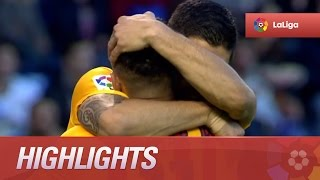 Highlights Deportivo de la CoruГ±a (0-8) FC Barcelona
