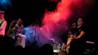 Art Brut - Moving to L.A. (live at Now We Are - 7th April 12)